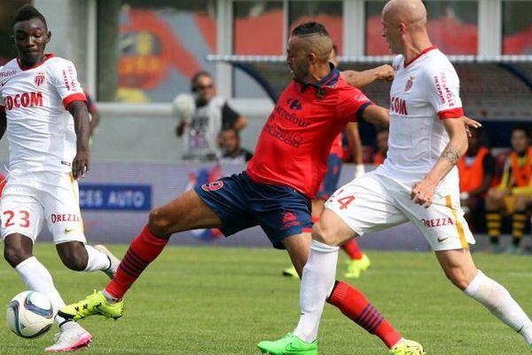 13/09/15 - Ligue 1 - 5e journée: GFC Ajaccio – AS Monaco