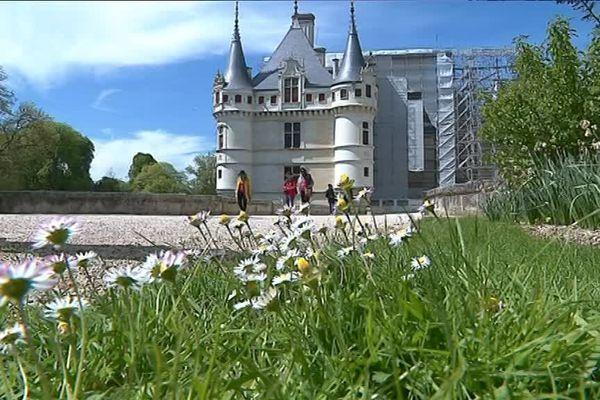 Château d'Azay-le-Rideau (Indre-et-Loire)