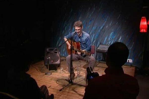 Bobby Dirninger en concert au théâtre de l'Union