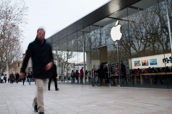 L'Apple Store à Aix-en-Provence