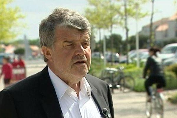 Jean-François candidat officiel pour les municipales de 2014 à La Rochelle.