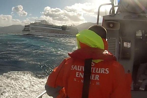 Fin de croisière agitée pour un jeune allemand sauvé au large de Bastia