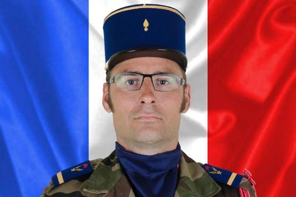 L'adjudant-chef Julien Carette, 35 ans et natif de Roubaix, a servi la France pendant 17 ans.