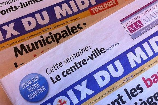 L'article a été publié dans la Voix du Midi le 7 novembre 2013.