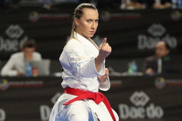 La karatéka ajaccienneAlexandra Feracci a terminé samedi 10 novembre à une très belle cinquième place lors des championnats du Monde de Karaté à Madrid
