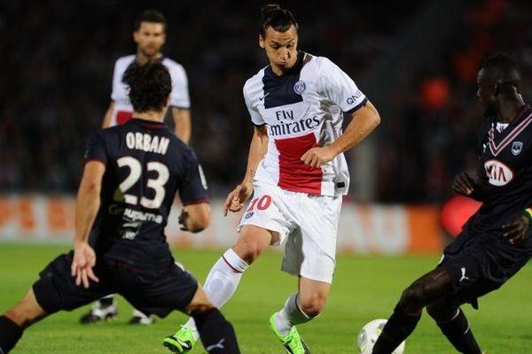 Bordeaux reçoit le Paris Saint-Germain pour les quarts de finale de la Coupe de la Ligue.