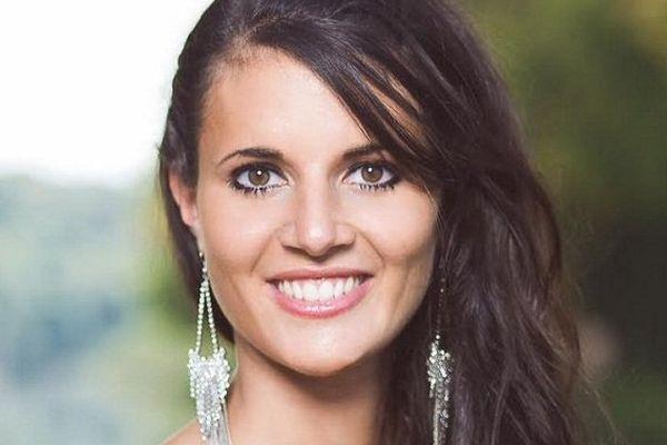 Anne-Mathilde Cali, Miss Franche-Comté 2014.