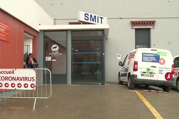 Le service des maladies infectieuses de l'hôpital de Perpignan a mis en place des mesures spécifiques concernant le coronavirus