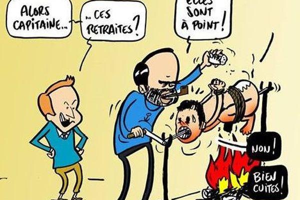 5 Ans Apres L Attentat De Charlie Hebdo C Est De Plus En Plus Difficile De Rire De Tout Dit Un Dessinateur De Presse
