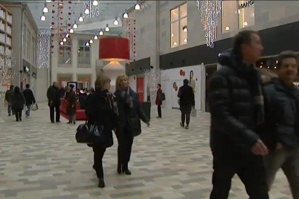 Les Passages Pasteur ont ouvert leurs portes le 18 novembre dernier, après 20 ans d'attente pour les Bisontins.