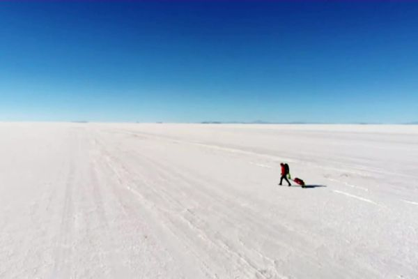 Désert de sel d'Uyuni - Bolivie
