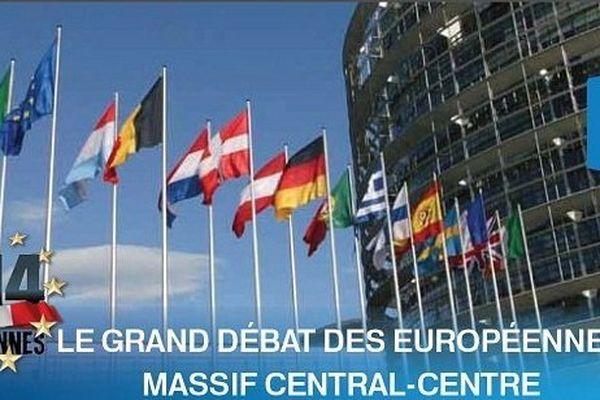Elections européennes: débat en streaming et sur les antennes