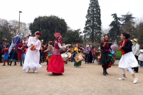 Le Carnaval du parc Michelet à Toulouse