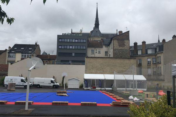 Les activités de la Fifa fan expérience se dérouleront au stade Saint-Symphorien à Reims