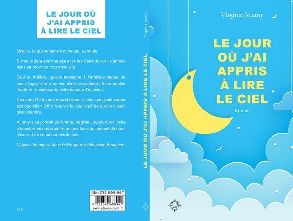 Le dernier ouvrage de Virginie Jouany, la romancière-épicière, paru aux éditions Cairn