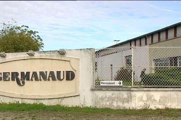 La charcuterie Germanaud fermera au mois d'août