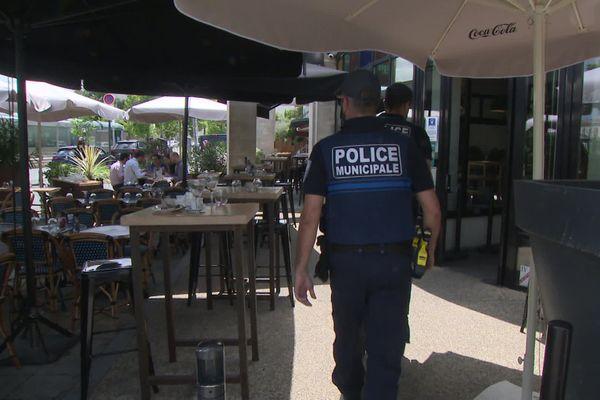 Talence fait partie des quatre commune de la Métropole à avoir choisi d'équiper d'armess létales sa police municipale.