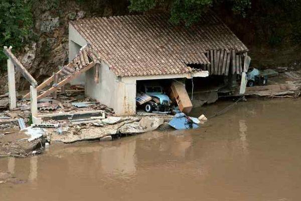 En juin 2010, 25 personnes ont perdu la vie dans les inondations.