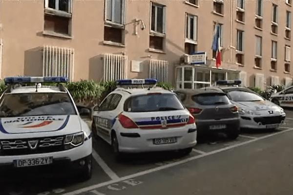 ARCHIVES - Le commissariat d'Ajaccio.