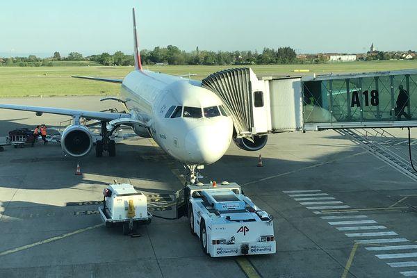 Après les seuls vols urgents, l'aéroport de Strasbourg pourrait rouvrir ses vols commerciaux à partir du 15 juin