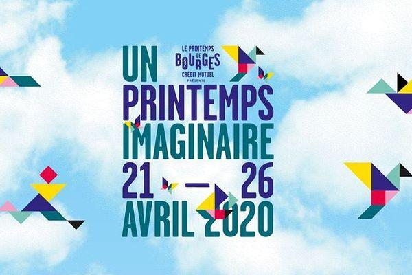 L'affiche du Printemps de Bourges imaginaire 2020