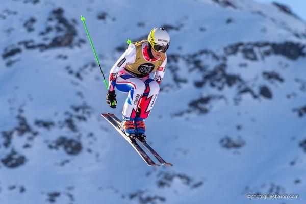 La skieuse Alizée Baron a été formée à Orcières-Merlette