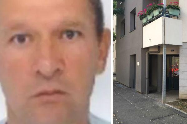Jean-Marc Reiser, principal suspect dans la disparition de Sophie Le Tan, habitait rue Perle à Schiltigheim (Bas-Rhin).