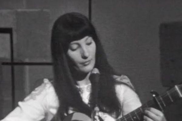 Anne Vanderlove en 1967