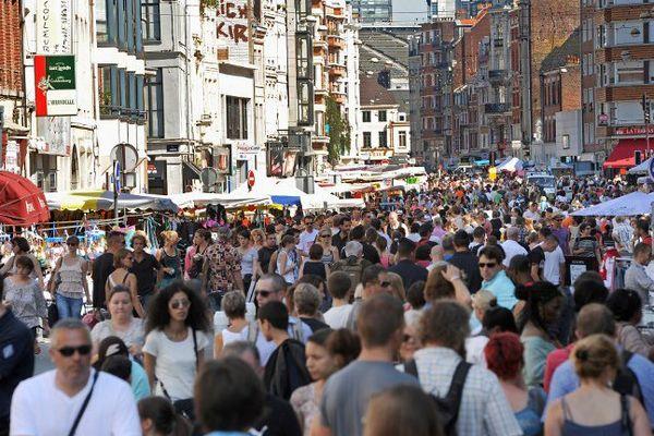 1 à 2 millions de personnes étaient attendues pour la braderie de Lille. (archives)