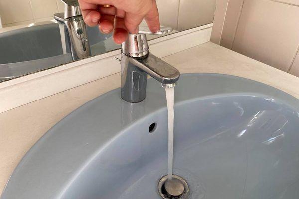 Du plomb et du nickel en quantité trop importante ont été retrouvés dans l'eau du robinet.