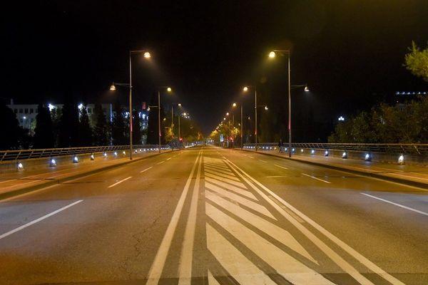 Le couvre-feu dans l'Allier pourrait commencer à 18 heures à partir du 2 janvier. (Photo d'illustration)