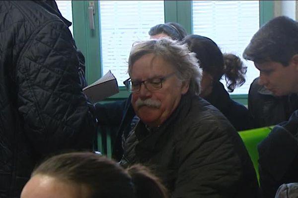 Robert Putz, l'ancien président de la Fédération de chasse a été condamné à un an de prison ferme en décembre 2016.