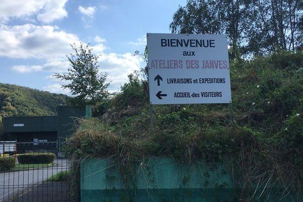 Les ateliers de Janves, Bogny-sur-Meuse, 1er septembre 2018