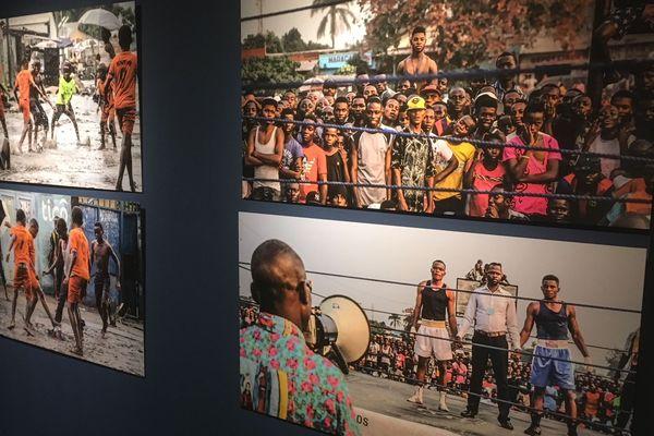 Exposition Kinshasa visible au Miam de Sète du 24 octobre au 10 mars 2019