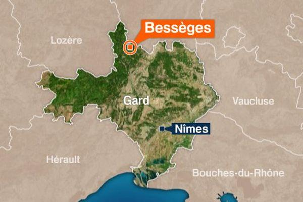 Bessèges (Gard)