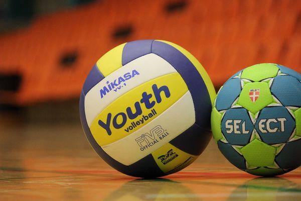 Les clubs de hand et de volley sont concernés.