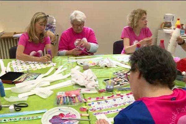 Les dames de cœur financent de nombreux ateliers grâce à la Thionvilloise
