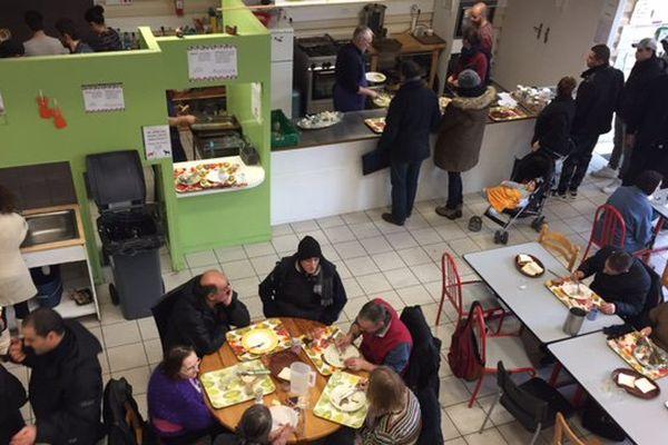 L'Accueil de jour de Clermont sert des repas chauds aux plus démunis