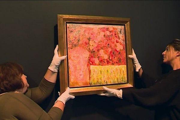 Le musée Bonnard au Cannet dans les Alpes-Maritimes souhaitait acquérir une toile de Pierre Bonnard intitulée Nu Orange.