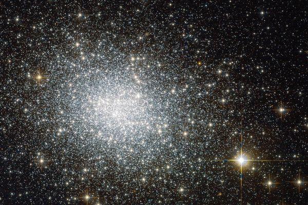 L'espace, photographié par le téléscope Hubble.