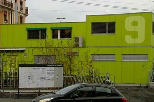 Une salle de consommation de drogue à Genève