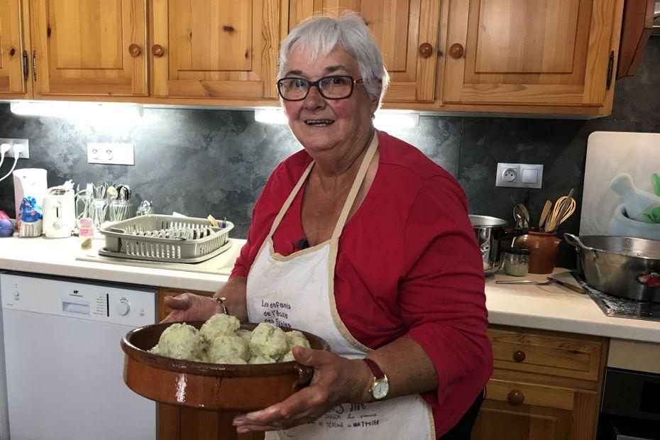 VIDEO. Rendez-vous dans la cuisine d'Andrée : la recette des farcis de l'Oisans