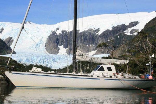Le Paradise est un sloop, habitué aux navigations extrêmes