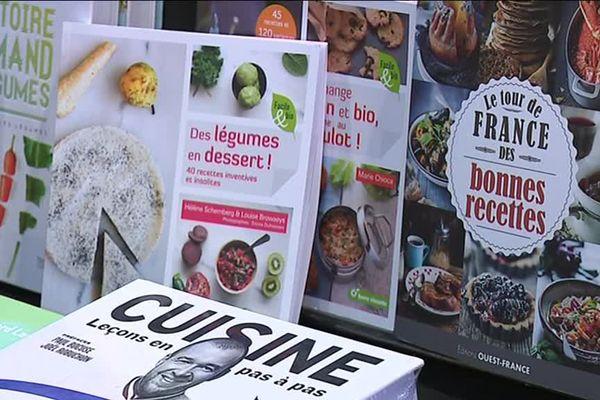 Le salon du livre et de la BD de Creil (Oise) se tient tous les ans à la fin du mois de novembre.