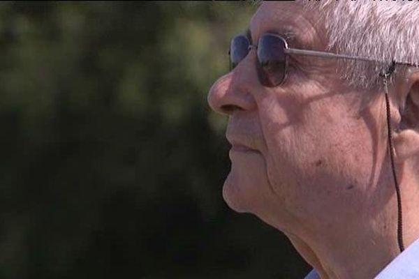 Jean Boyer, 92 ans aujourd 'hui.