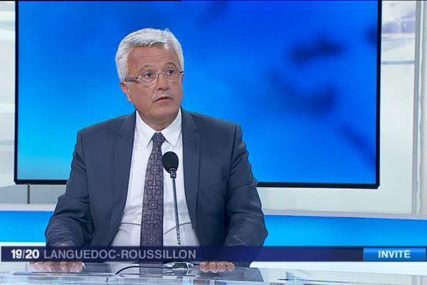 Elie Aboud, député de l'Hérault le 29 juin 2016 réagit au scandale sur les maltraitances aux animaux à l'abattoir de Pézenas (34) dénoncées par l'association L214