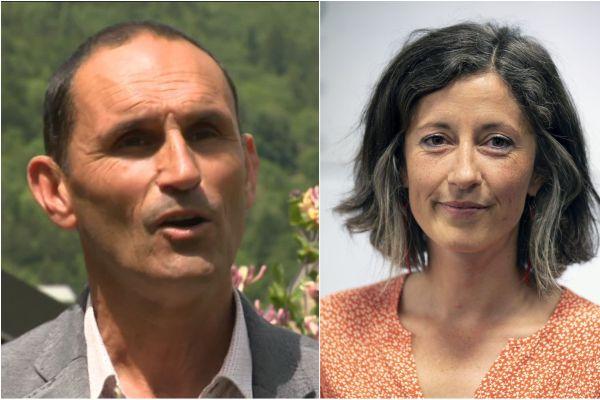 Philippe Gamen, maire du Noyer, a été élu président du Grand Chambéry, Aurélie Le Meur sera sa première adjointe.