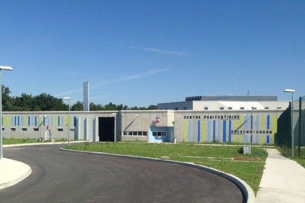 La prison de Saran (Loiret)
