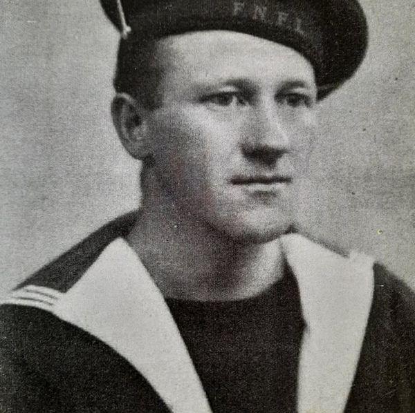 Paul Burckel, résistant, engagé dans la marine...et sourd