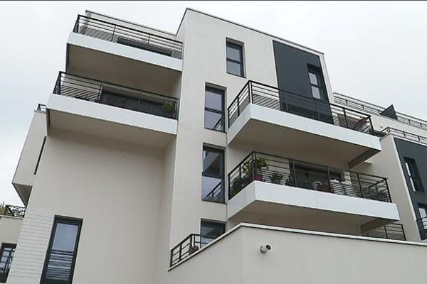 Le béguinage de Tours-Nord comporte seize logements, du F2 au F3.